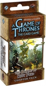 A Game of Thrones LCG: Battle of Ruby Ford