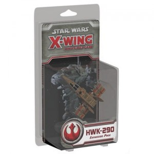 Star Wars: X-Wing Miniatures Game – HWK-290 Expansion Pack