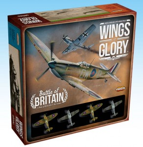 WW2 Wings of Glory Battle of Britain Starter Set