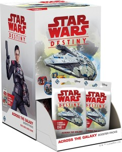 Star Wars: Destiny - Across the Galaxy booster box (36szt)