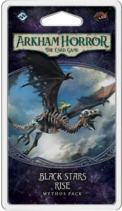 Arkham Horror: The Card Game - The Path to Carcosa cycle - Black Star Rise
