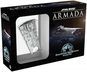 Star Wars: Armada – Gladiator-class Star Destroyer Expansion Pack