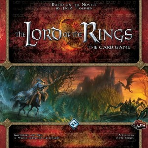 The Lord of the Rings: The Card Game (edycja angielska)