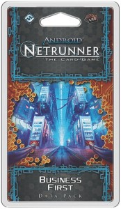 Android: Netrunner - Mumbad Cycle - Business First