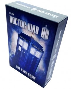 Doctor Who: The Card Game (second edition)