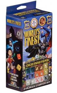 DC Comics Dice Masters: World's Finest  Starter Set