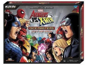 Marvel Dice Masters: Avengers vs. X-Men Set-Up Box