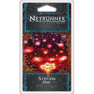 Android: Netrunner - Red Sand Cycle - Station One