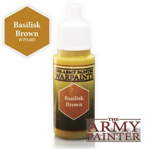 Warpaints: Basilisk Brown