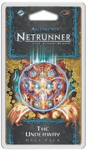 Android: Netrunner - SanSan Cycle - The Underway