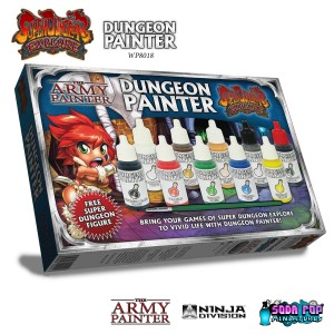 Warpaints Super Dungeon Explore: Dungeon Painter