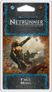 Android: Netrunner - Red Sand Cycle - Free Mars