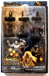 LOTR Heroclix: Lord of the Rings Starter