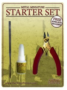 Starter Set Metal Kit