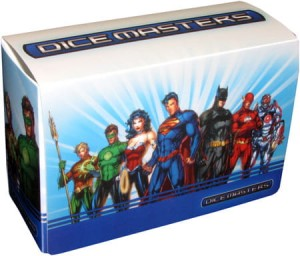 Marvel Dice Masters : Justice League Team Box