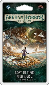 Arkham Horror: The Card Game - Mythos Pack - Lost in Time and Space