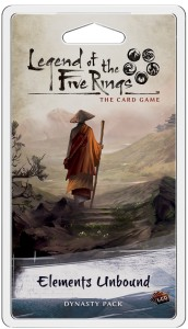Legend of the Five Rings: The Card Game – Elemental Cycle - Elements Unbound