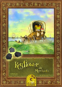 Keyflower: The Merchants (Masterprint edition 12b)