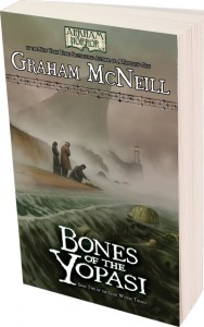 Arkham Horror Novel: Bones of Yopasi (Dark Waters 2)