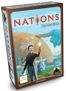 Nations: The Dice Game (second edition)