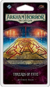 Arkham Horror: The Card Game - The Forgotten Age cycle - Threads of Fate: Mythos Pack