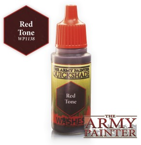Warpaints: Red Tone Ink