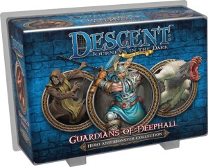 Descent 2nd Edition: Guardians of Deephall